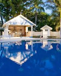 Pool Houses And Cabanas Vignette Design Tuesday Inspiration Pool Houses Cabañas And