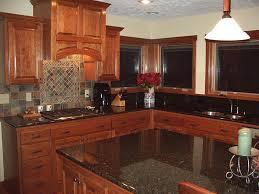 Tile Backsplash Ideas For Cherry Wood Cabinets Home by Best 25 Cherry Wood Cabinets Ideas On Pinterest Kitchen Regarding