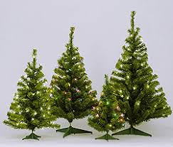 exquisite ideas pre lit tabletop tree artificial trees
