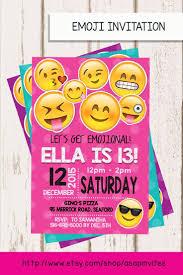 trampoline invitations 25 best emoji invitations ideas on pinterest party emoji