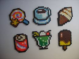 perler food pinterest ideas actually completed or created