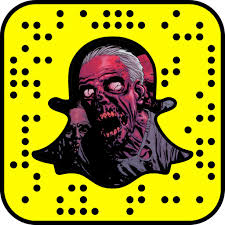 halloween horror nights snapchat the walking dead on twitter