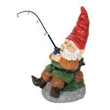 exhart fishing gnome reviews wayfair