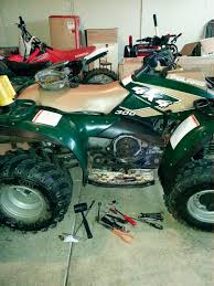 1995 300 4x4 recoil housing help pics polaris atv forum
