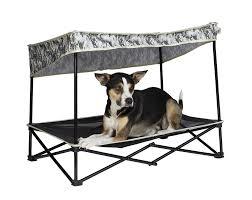 Cabelas Dog Bed Amazon Com Quik Shade Medium Instant Pet Shade With Mesh Bed