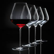 fusion air pinot noir wine glasses wine enthusiast