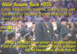 Include Picture In Resume Killer Resume Hacks