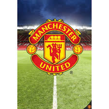 Football Wall Murals by Decorline Official Manchester United Wall Mural Fin0005 Wall