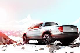 truck honda honda is bringing a desert race truck to sema based on the new