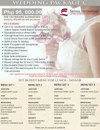 wedding packages cebu wedding packages wedding ideas 2018