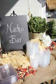 88 best taco bar images on pinterest taco bar buffet cook and food