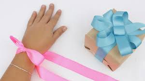 bows for gifts 4 ways to make beautiful ribbon bows wikihow