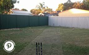 5 tips on how to make the perfect backyard cricket pitch perth