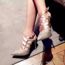 wedding shoes durban major beading pointed toe women pumps wedding shoes bling