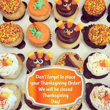 thanksgiving today smallcakes cupcakery in temple has dessert covered this thanksgiving