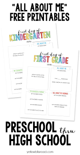 free printable all about me worksheet 28 templates all about