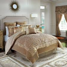 Red King Comforter Sets Bedroom Modern Comforter Sets For Elegant Master Bedroom Design