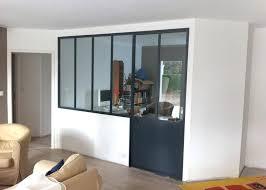 cloison vitree cuisine cloison vitree cuisine salon nous avons fait travailler un