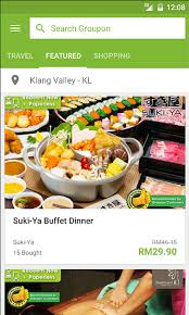 groupon cuisine groupon android apps on play