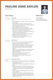 Caregiver Resume Samples Elderly by Caregiver Resume Sop Example