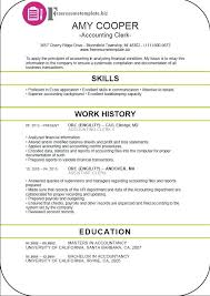 free resume template accounting clerk resume resume of accounting clerk accounting clerk resume template 5