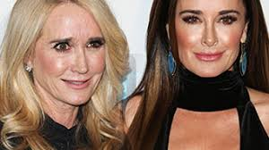 kyle richards hair extensions kim richards will not appear on rhobh season 8 at all exclusive