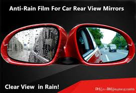 Bathroom Mirror Anti Fog Spray 2017 New Rain X Anti Fog Anti Rain Film For Automotiv Rear View