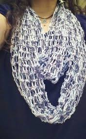 broomstick lace infinity scarf ravelry project gallery for faux broomstick lace infinity scarf