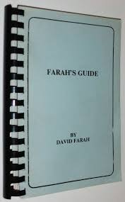 farah u0027s guide david farah amazon com books