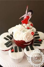 betty boop cake topper twist n swirl betty boop just for the going 50