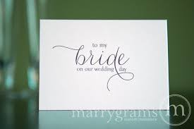 card to groom from card to on wedding day to my or groom thin style