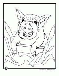 farm animals coloring page farm animal coloring pages woo jr kids activities