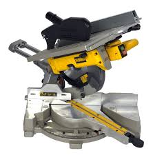 dewalt chop saw table d27112 12 305mm table top slide compound mitre saw 240v