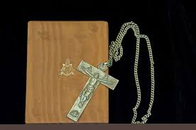 papal crucifix pectoral cross given by pope paul vi to bishops in the bogota