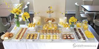 sweetthings baby shower sweet table