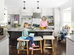painted kitchen table design ideas pictures from hgtv hgtv