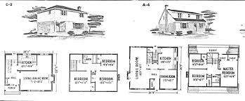 1950s Bungalow Floor Plan Mid Century Modern And 1970s Era Ottawa Riverview Park