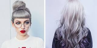 trendy grey hair 20 trendy and gorgeous grey hair ideas