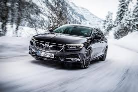 insignia opel 2017 2017 opel insignia grand sport now with awd and torque vectoring