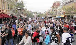disneyland prepares for crush of visitors during 60th anniversary