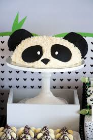 panda cake template kara s ideas panda cake from a panda panda monium