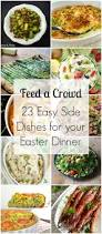 sides for ham 23 easy side dishes for your easter dinner feed a crowd u2014 home