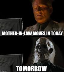 I Wish A Mother Would Meme - i wish today was tomorrow imgflip