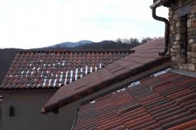 Roof Tile Colors Tile Roofs For A Sense Of Tuscany In Virginia Maidstone Construction