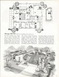 Mid Century Modern House Plan 144 Best Beautiful Historic House Plans Images On Pinterest