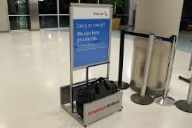 american airlines luggage size will my carry on size fit on the plane carry on guru