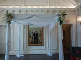 chuppah rental chuppah rental in washington dc huppah with flowers rental in dc