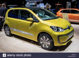 volkswagen up yellow vw e up stock photos u0026 vw e up stock images alamy