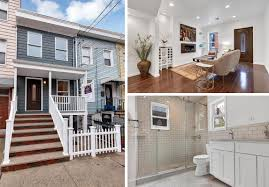 newly renovated bright and airy hamilton park townhouse on market