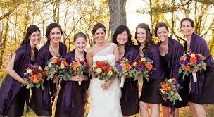 fall wedding 100 ideas for fall weddings bridalguide